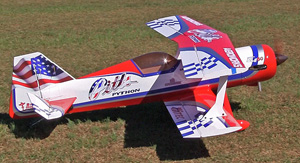 In The Air Aeroworks 50cc Pitts Python ARF QB Is Nothing Short Of Spectacular I Surprised Myself By Being Able To Sort Hover It Left On