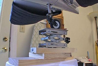 Micro Trader Scissor Lift - FlyingRC net
