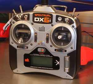 Spektrum™ DX6i DSMX® 6-Channel Transmitter - FlyingRC net