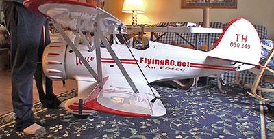 Waco Biplane Cost